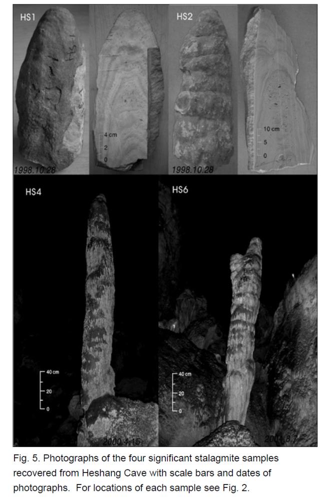 Project SCENT fieldwork: Heshang Cave, China; Uamh an Tartair, Scotland (2/6)