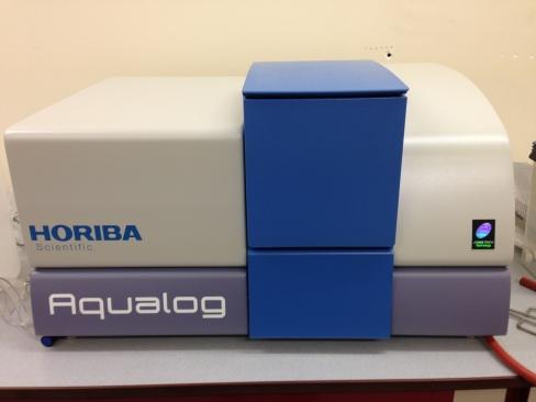 Horiba Aqualog Fluorescence Spectrometer