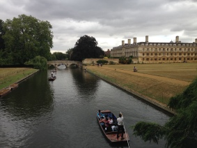 Punting on the Cam